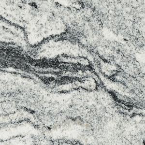 Granite Countertop Sample In Silver Cloud