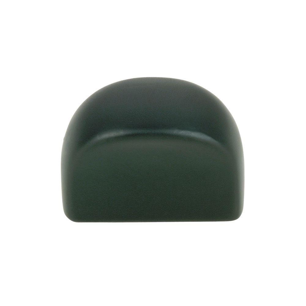 Richelieu Hardware Contemporary and Modern 1-1/8 in. Matte Black Cabinet Knob