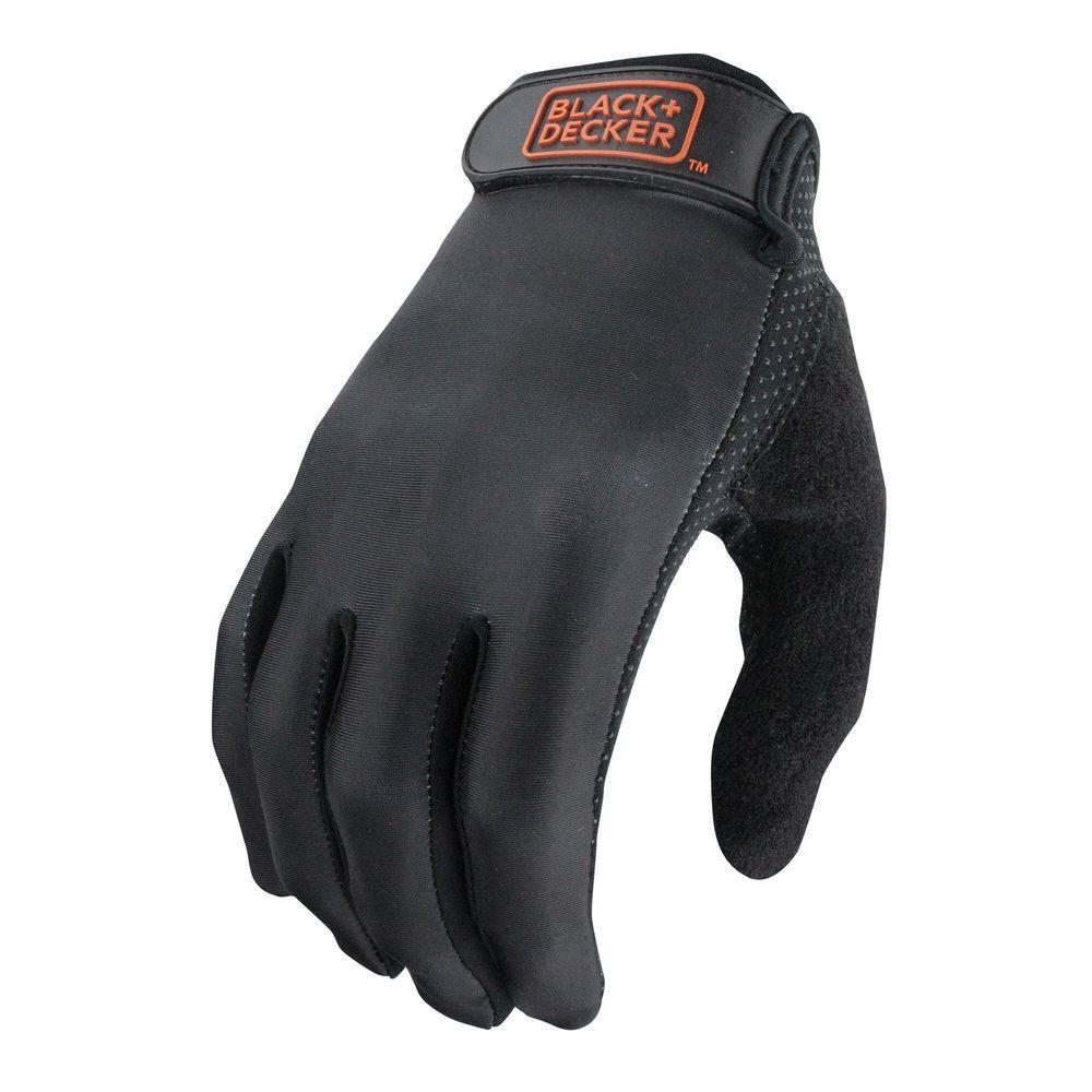 Men's X-Large Black High Dexterity All-Purpose Glove
