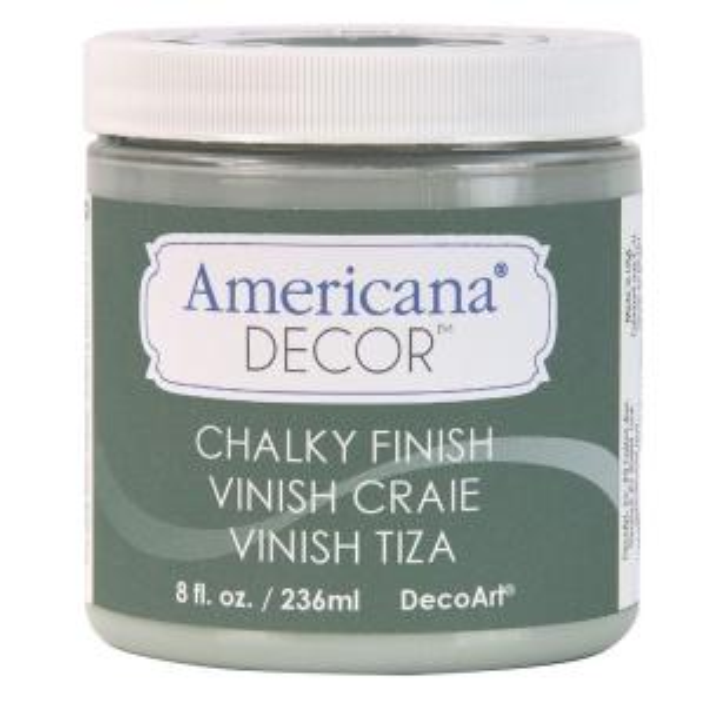 Americana Decor 8 oz. Vintage Chalky Finish