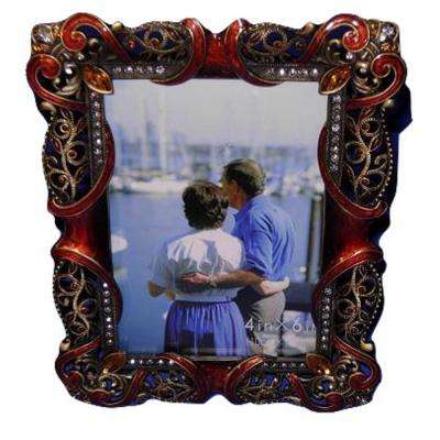 Desiree 4 in. x 6 in. Picture Frame