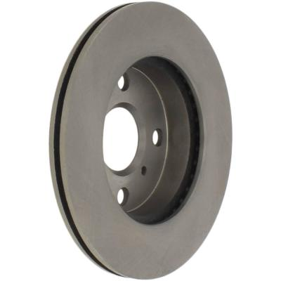 Centric Parts Disc Brake Rotor 121 45049 The Home Depot
