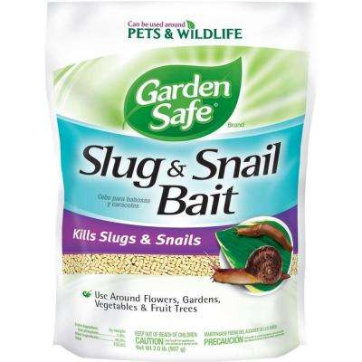 2 lb. Ready-to-Use Slug and Snail Bait