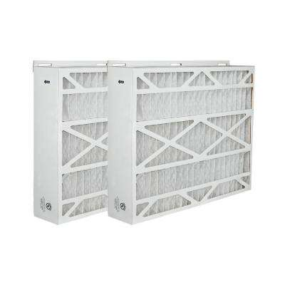 Replacementbrand 21 X 27 X 5 Micro Dust Merv 8 Replacement For Trane Flr06070 Bayftr21m Air Filter 2 Pack Rb Dpft21x27x5am8 2pk The Home Depot