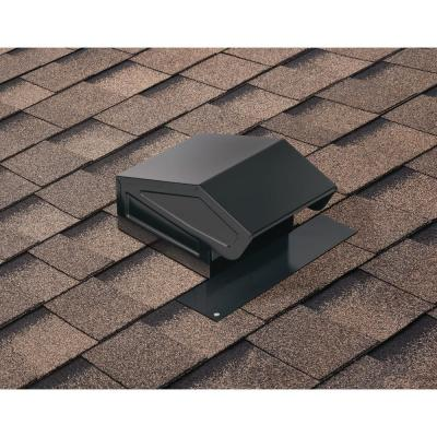 Non Powered Roof Vents Roofing Attic Ventilation The Home Depot