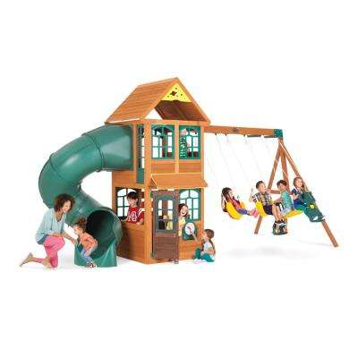 Cloverdale Wooden Playset