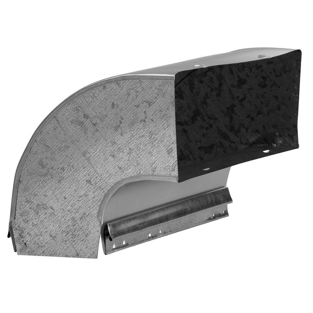 Broan in galvanized steel elbow duct