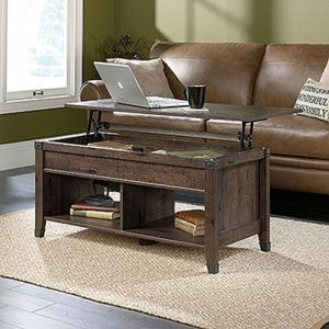 Merveilleux Internet #300322022. +4. SAUDER Carson Forge Coffee Oak Extendable Coffee  Table