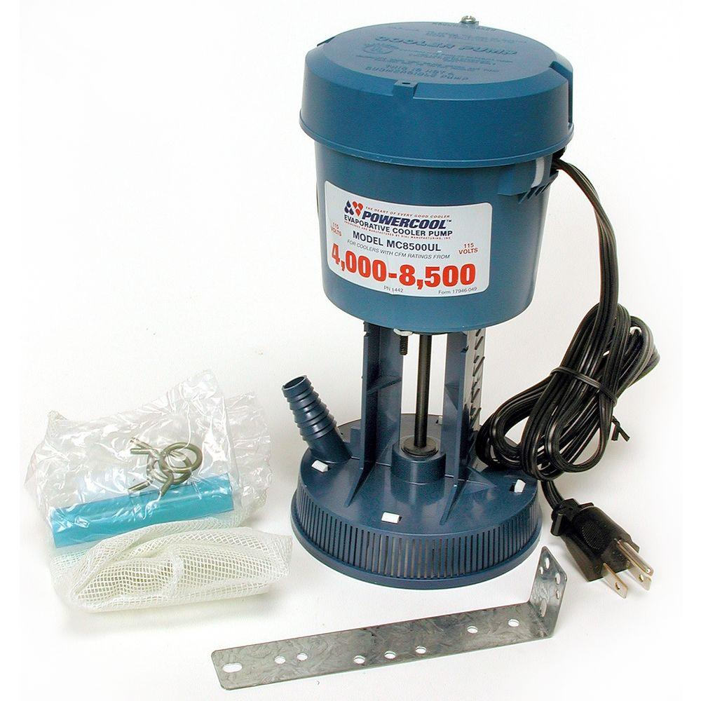 MC8500UL 1/60 HP Evaporative Cooler Pump