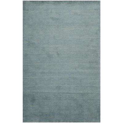 Himalaya Blue 8 ft. 9 in. x 12 ft. Area Rug
