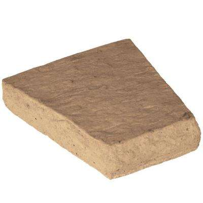 Key Stone Walnut 10 in. x 7-3/4 in. x 2.5 in. Manufactured Stone