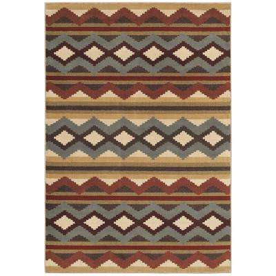 Chalet Multi 10 ft. x 12 ft. Area Rug