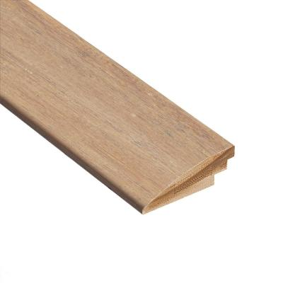 Strand Woven Ashford 1/2 in. Thick x 1-7/8 in. Wide x 78 in. Length Bamboo Hard Surface Reducer Molding