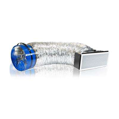 Classic CL-7000 Advanced Direct Drive Whole House Fan with Dampers