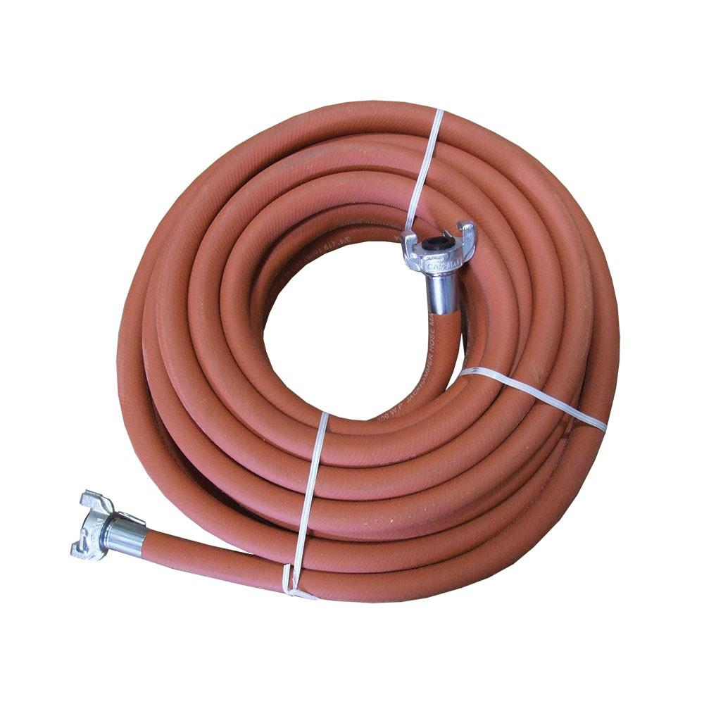 Jackhammer 3/4 in. x 50 ft. 250 PSI Air Hose