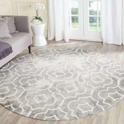 Round 7 Round Area Rugs Rugs The Home Depot