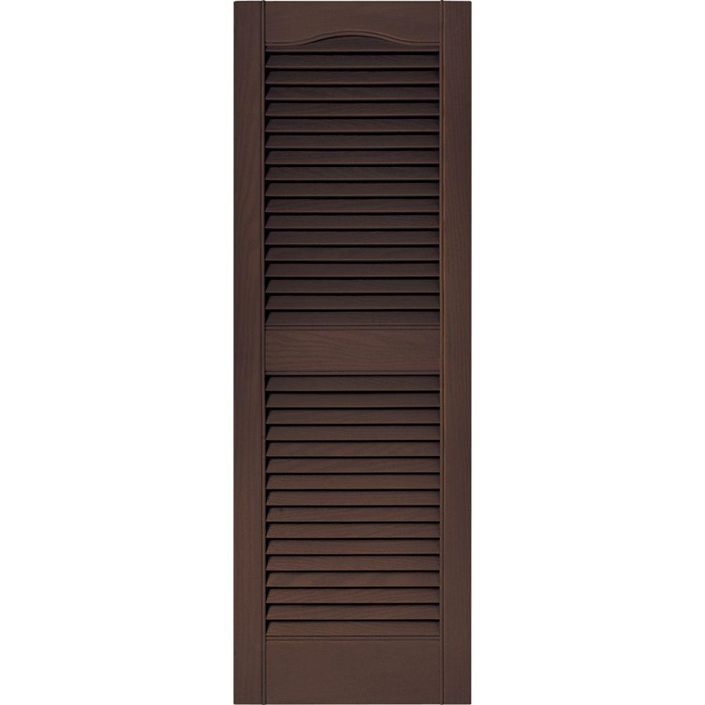 """Shutter Lok Fasteners Federal Brown 3/"""" Length Exterior #009 Qty of 60"""