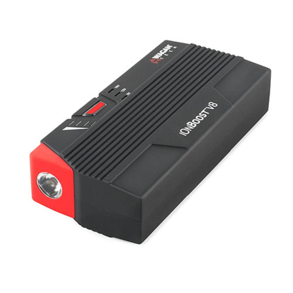 Jump Starters Battery Charging Systems The Home Depot Powerfull Power Supply 12 V 10 Ampere 600 Amp V8 Lithium Jumpstarter