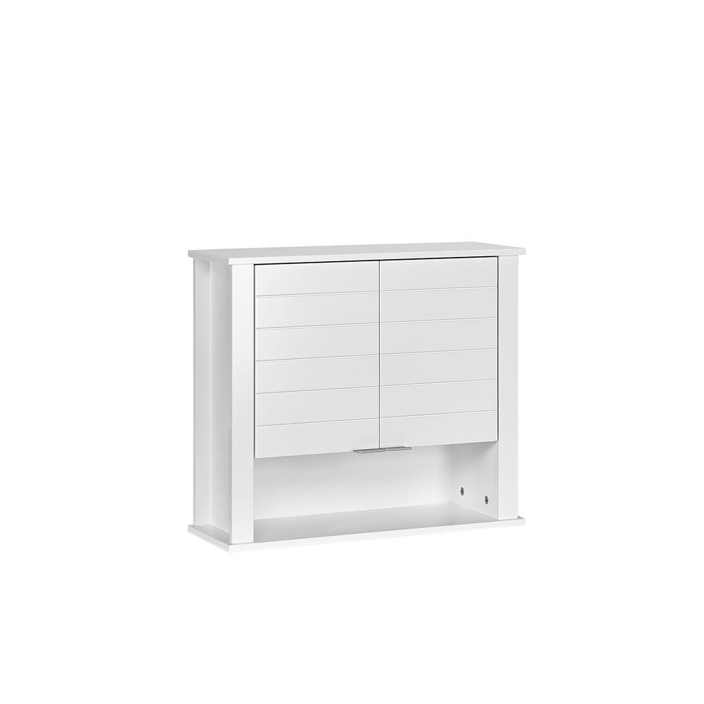 RiverRidge Home Madison 22.88 in. W 2-Door Wall Cabinet in White