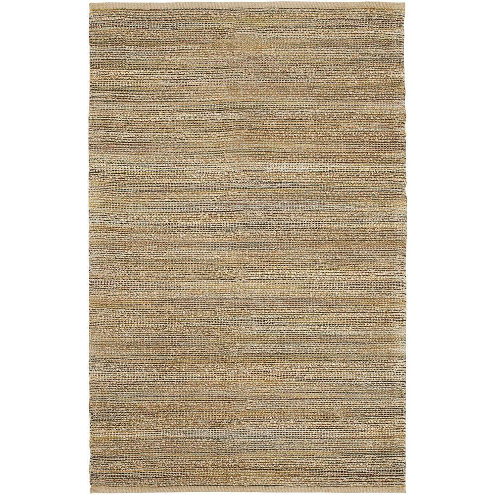 LR Resources Natural Fiber Sonora Prague 8 ft. x 10 ft. Eco-friendly Indoor Area Rug
