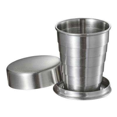 Scope 2 oz. Stainless Steel Folding Shot Cup