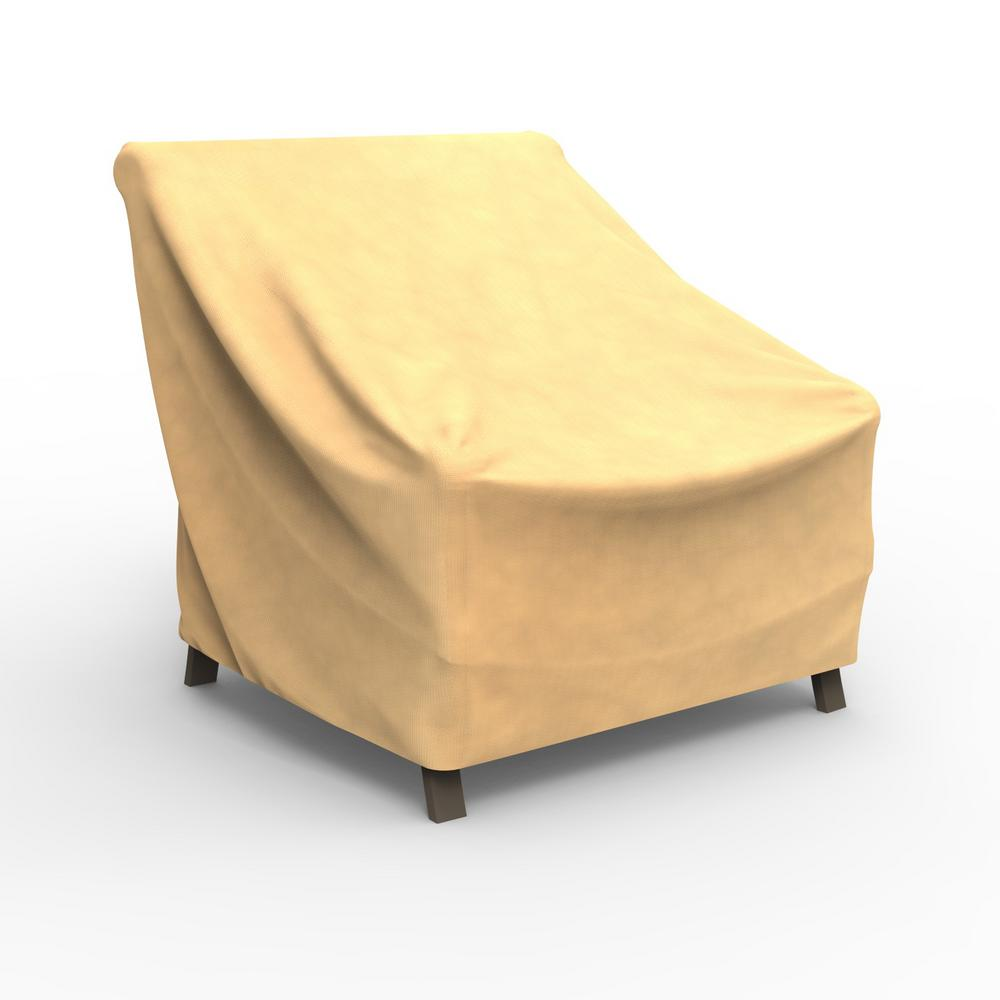 Budge All-Seasons Extra Large Patio Chair Covers - Budge All-Seasons Extra Large Patio Chair Covers-P1W04SF1 - The Home