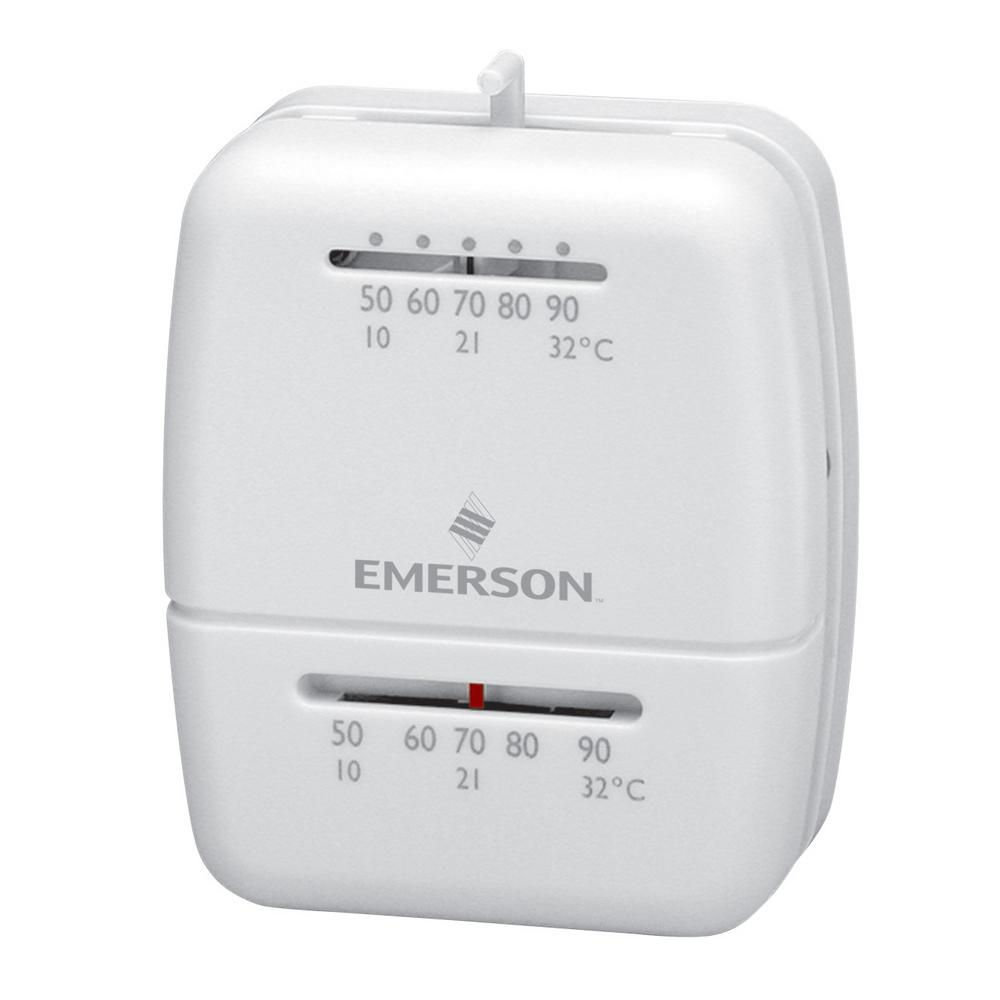 Emerson Mechanical Heat Only Thermostat  1c20