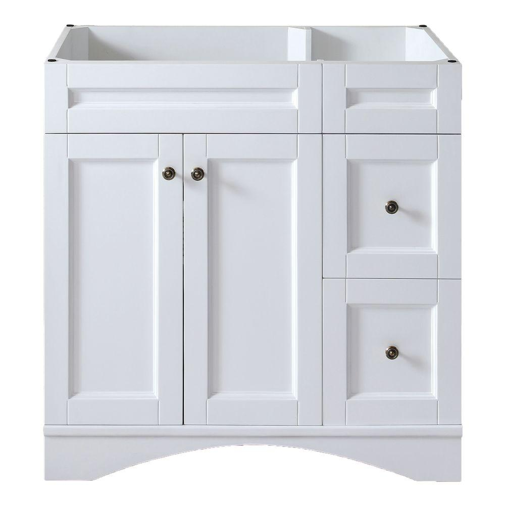 Elise 36 In W Bath Vanity Cabinet Only