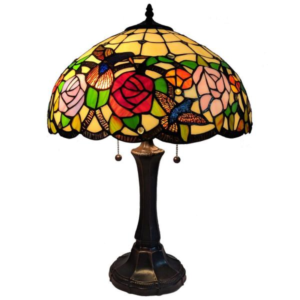 23 in. Tiffany Style Table Lamp