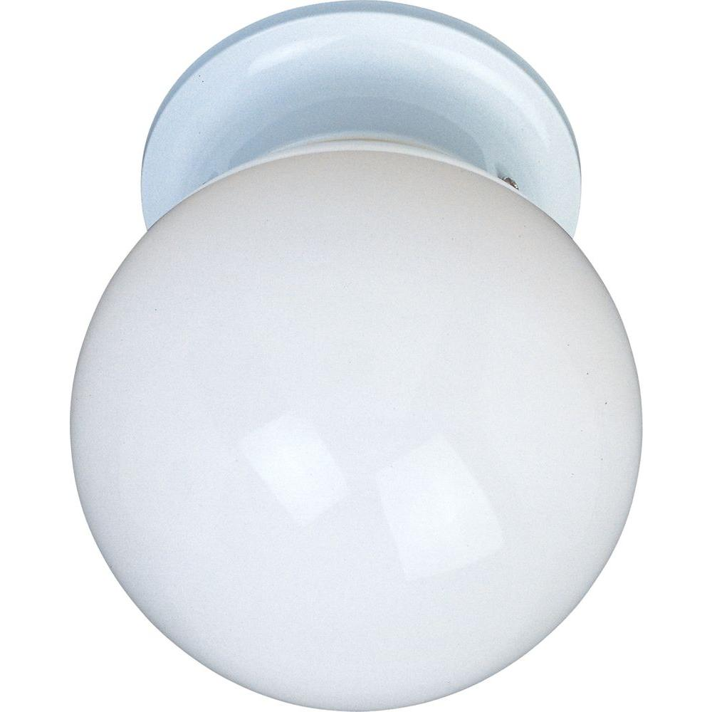 Maxim Lighting Utility EE-Flush Mount