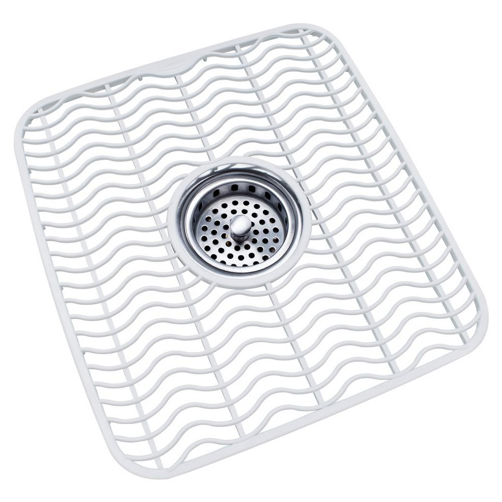 Rubbermaid 12 48 In X 11 48 In X 39 In Sink Protector Mat