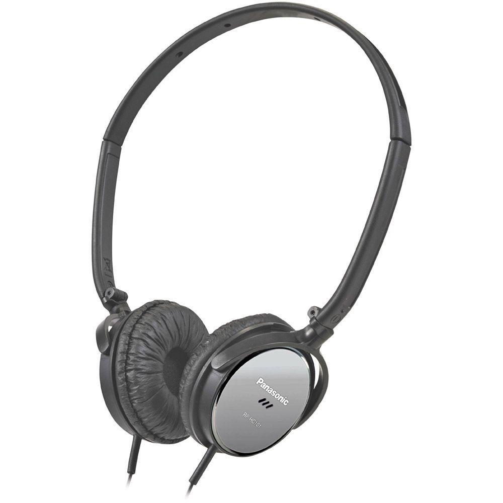 Panasonic On-Ear Noise Canceling Headphones-DISCONTINUED