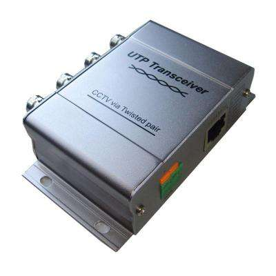 SeqCam 4-Channel Transmitter/Receiver
