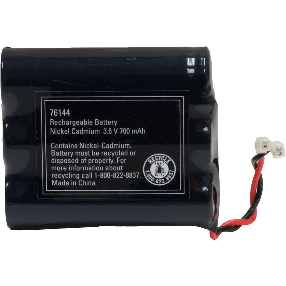GE Nicad 3.6-Volt 700 mAh Cordless Phone Battery