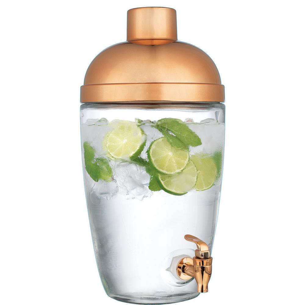 1 Gal. Copper Shaker Dispenser