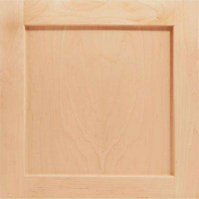 14-1/2 in. x 14-9/16 in. Cabinet Door Sample in Leesburg Maple Natural