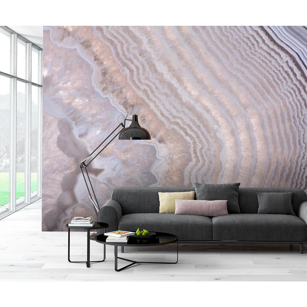Wall Rogues Amethyst Wall Mural Fdm50570 The Home Depot