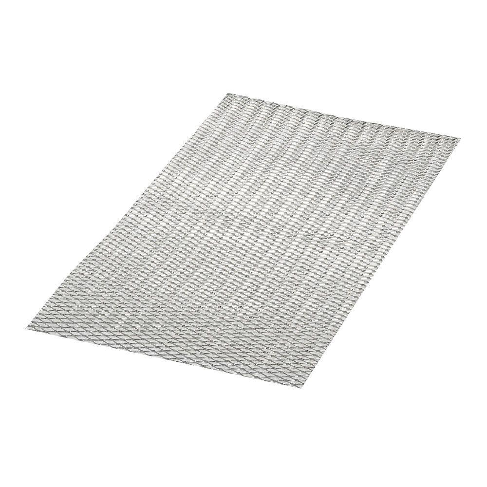 Construction Metals 27 in. x 96 in. Diamond Mesh Lath with Paper ...