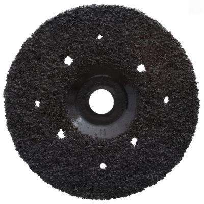 7 in. 16-Grit Abrasive Grinding Discs (3-Pack)