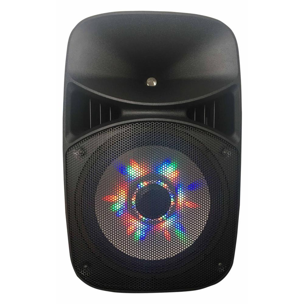 Irocker 15 In Pa Speaker With Led Party Lighting Xs 3500