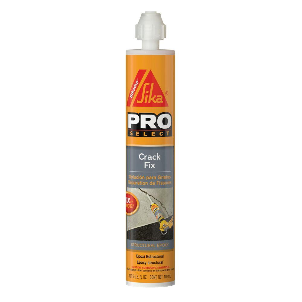 Sikadur 6 fl. oz. Structural Epoxy Crack Fix-107655 - The Home Depot