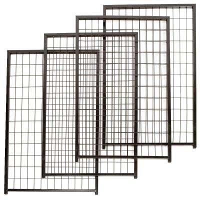 Cottageview 2.5 ft. x 4 ft. Expansion Panels (4-Piece per Box)