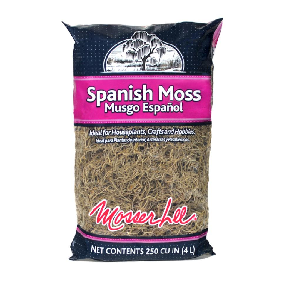 Mosser Lee 250 Cu In Spanish Moss Soil Cover Ml0560 8 The Home