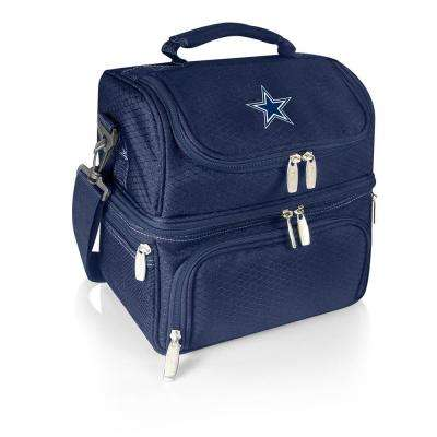 Pranzo Navy Dallas Cowboys Lunch Bag