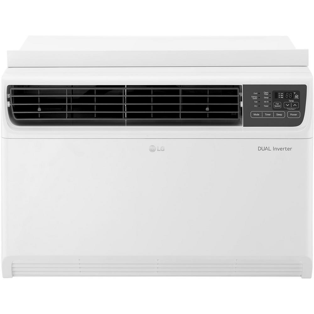 230-Volt 18000 BTU Dual Inverter Window Air Conditioner with Wi-Fi Control