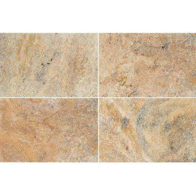 Tuscany Beige 24 in. x 16 in. x 1.18 in. Tumbled Travertine Paver Tile (60-Pieces/160.2 sq. ft./Pallet)