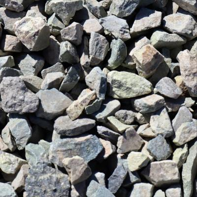 0.50 cu. ft. 40 lbs. 3/4 in. Graphite Green Decorative Landscaping Gravel