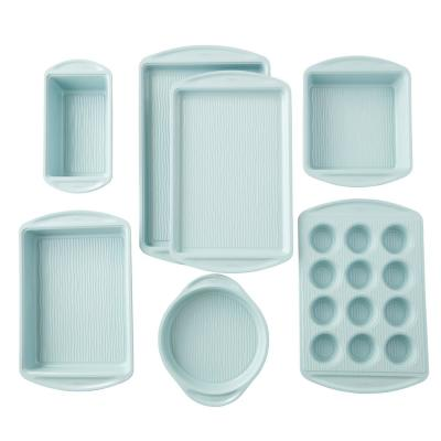Texturra Performance 7-Piece Non-Stick Textured Bakeware Set