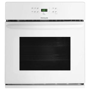 Home Depot Wall Ovens frigidaire 27 in. single electric wall oven self-cleaning in