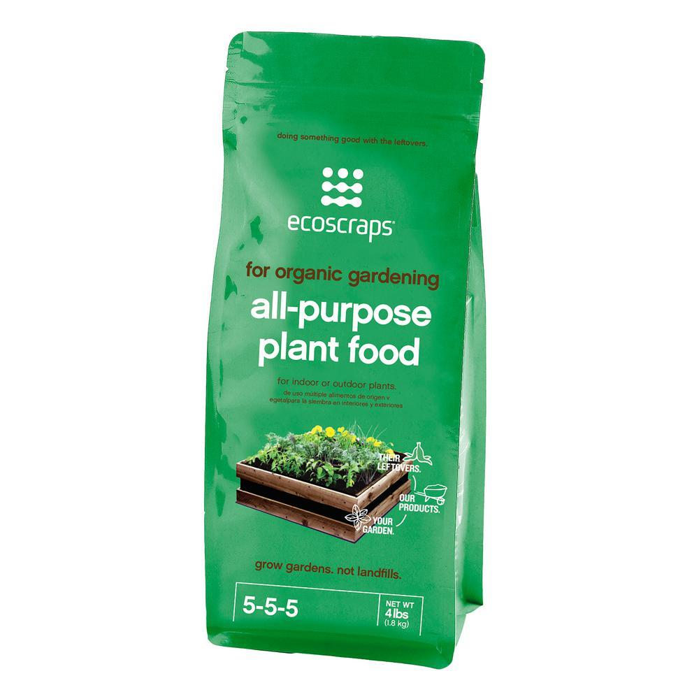 4 lbs. All Purpose Plant Food